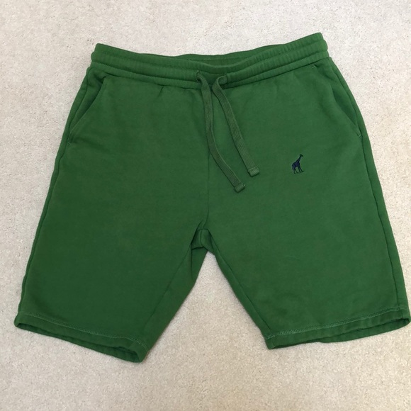 Lrg Other - LRG Men's Forest Green Sweat Shorts 🌲